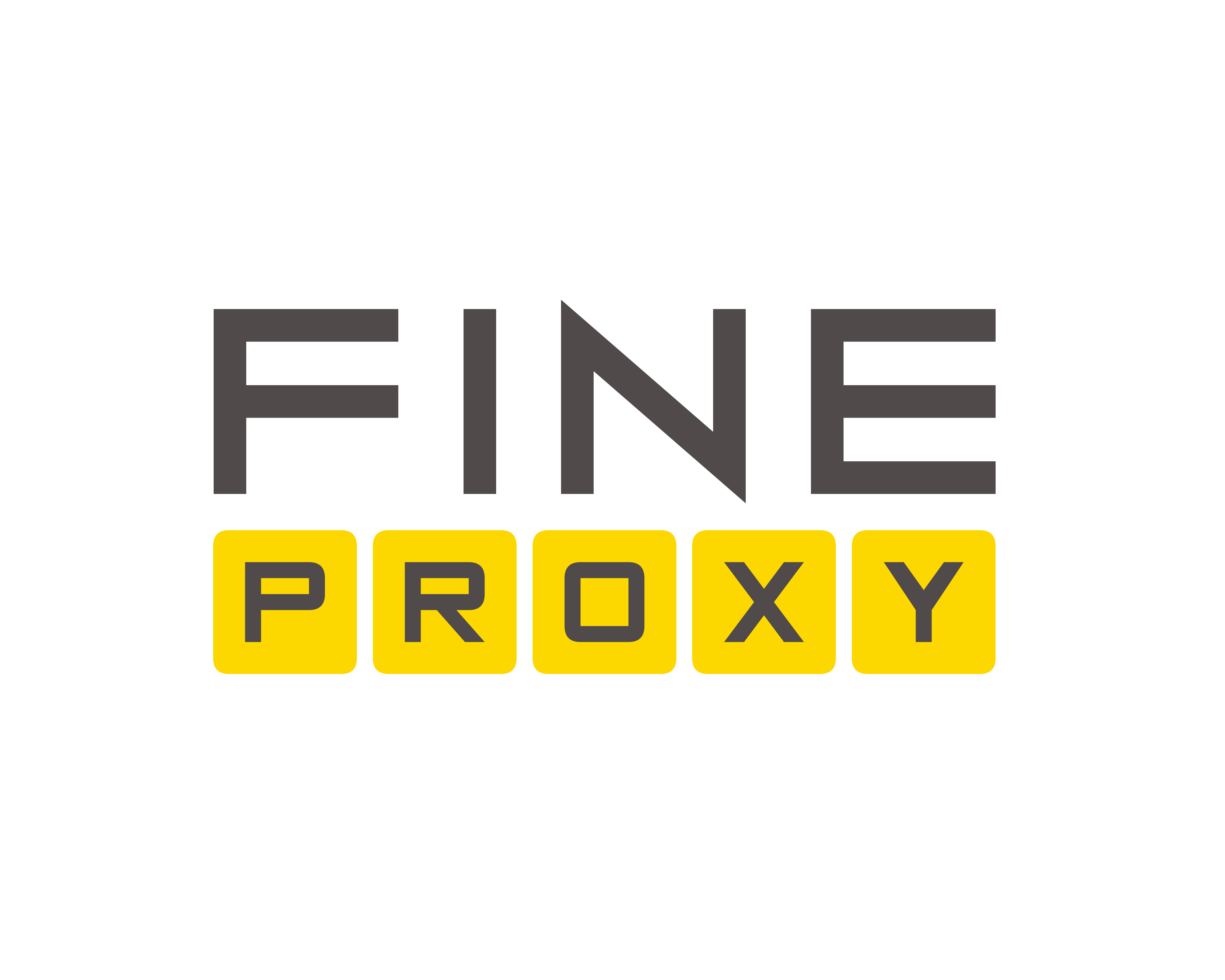 Fineproxy - proxy servers