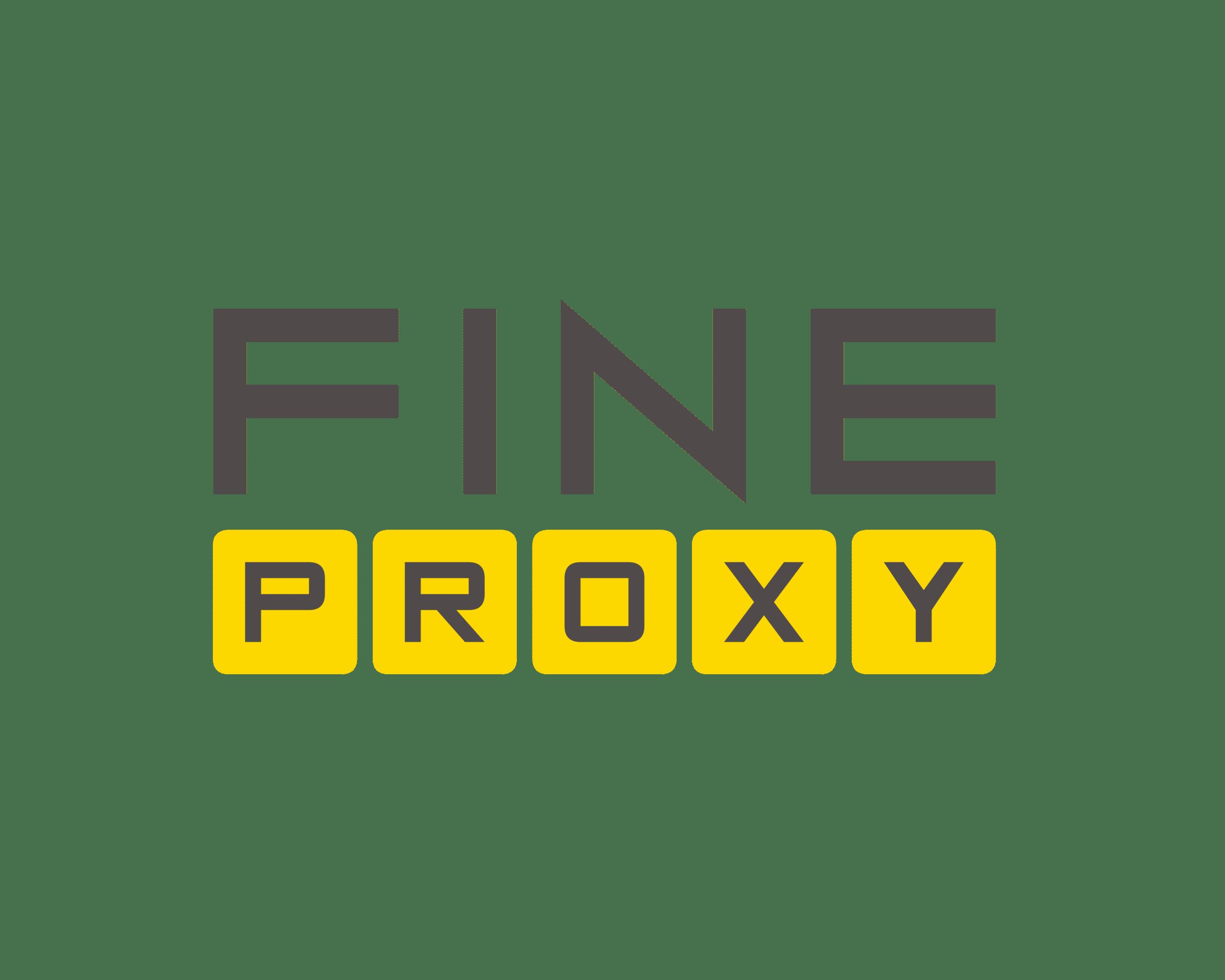 Fineproxy - серверные прокси
